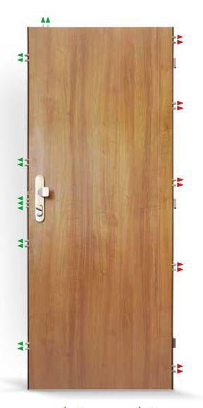 Bezpečnostní dveře - rady při výběru