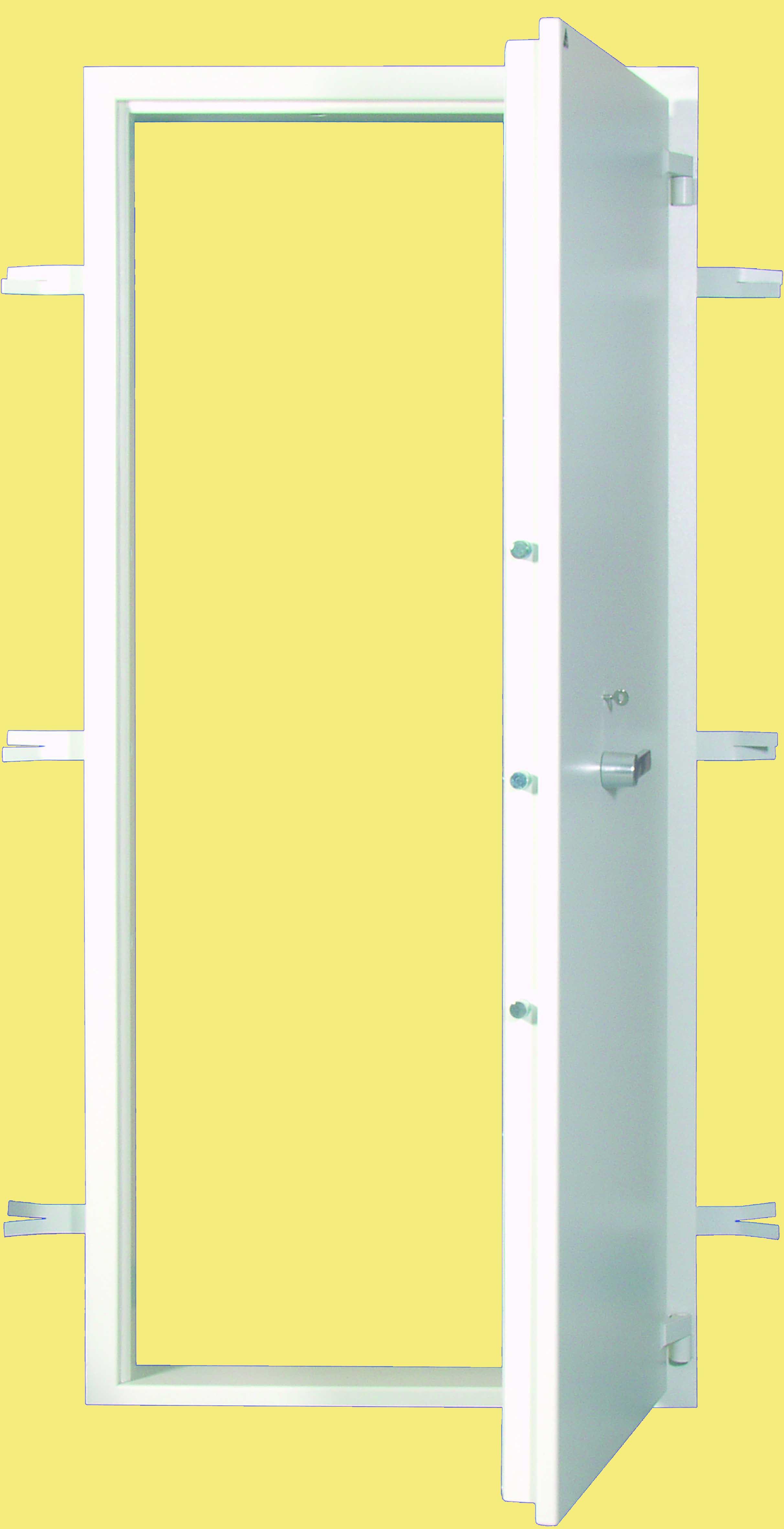 Trezorové dveře