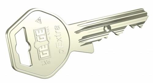Klíče KABA GEGE