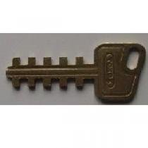 Klíč k visacímu zámku Tokoz 114/60