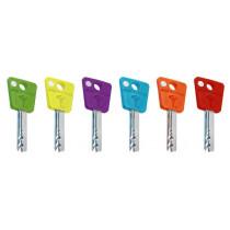Klíč MUL-T-LOCK 7x7 barevný