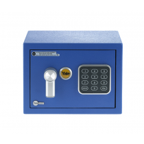 Yale Safe Mini Blue