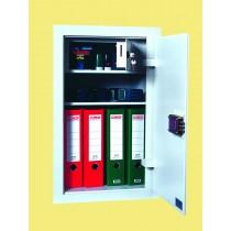 Bezpečnostní schránka stěnová SS5 - jednoplášťová