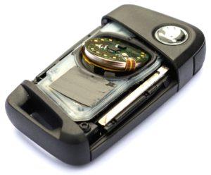 Elektronický čip Keyless Defender KD02