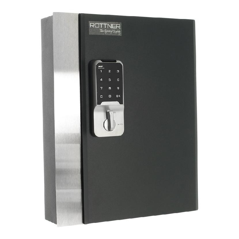 skříňka na klíče Rottner Key Home 68, elektronický zámek