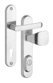 Bezpečnostní kování - R1/O BARYT