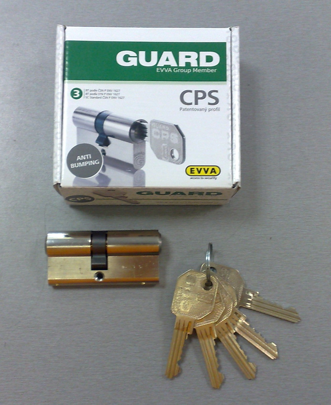 Vložka bezpečnostní GUARD CPS