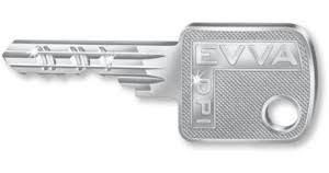 Klíč EVVA DPS