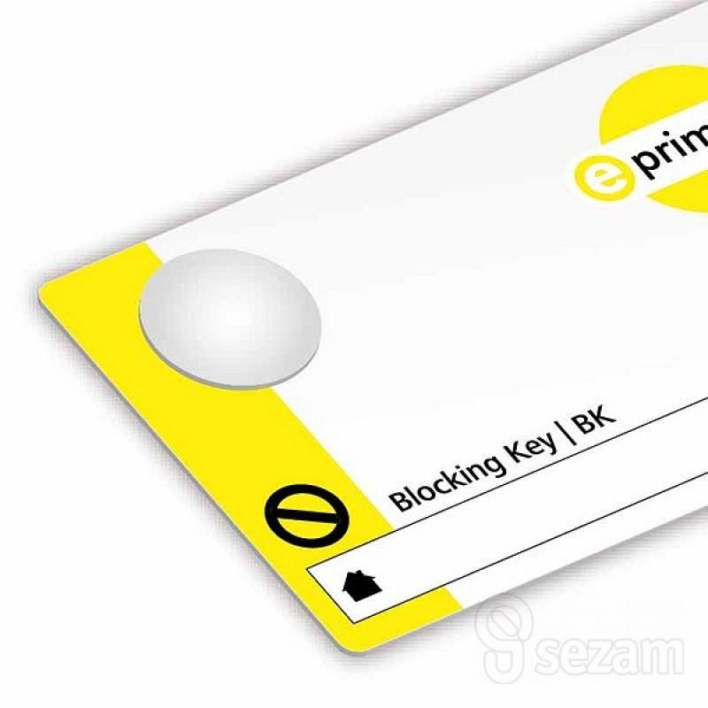Programovací karta EVVA E-Primo