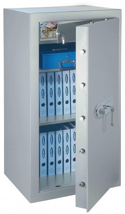 Trezor OPAL Fire Premium OPD-100 IT ilustrační foto - trezor s klíčovým zámkem