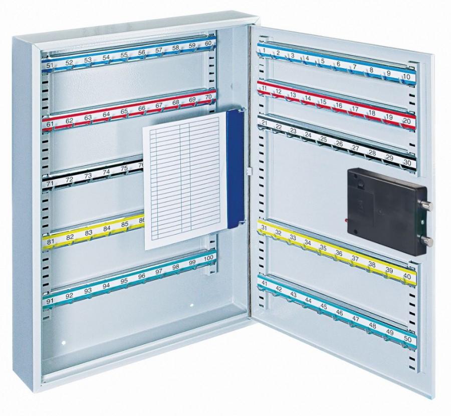 Schránka na klíče S100EL elektronický zámek