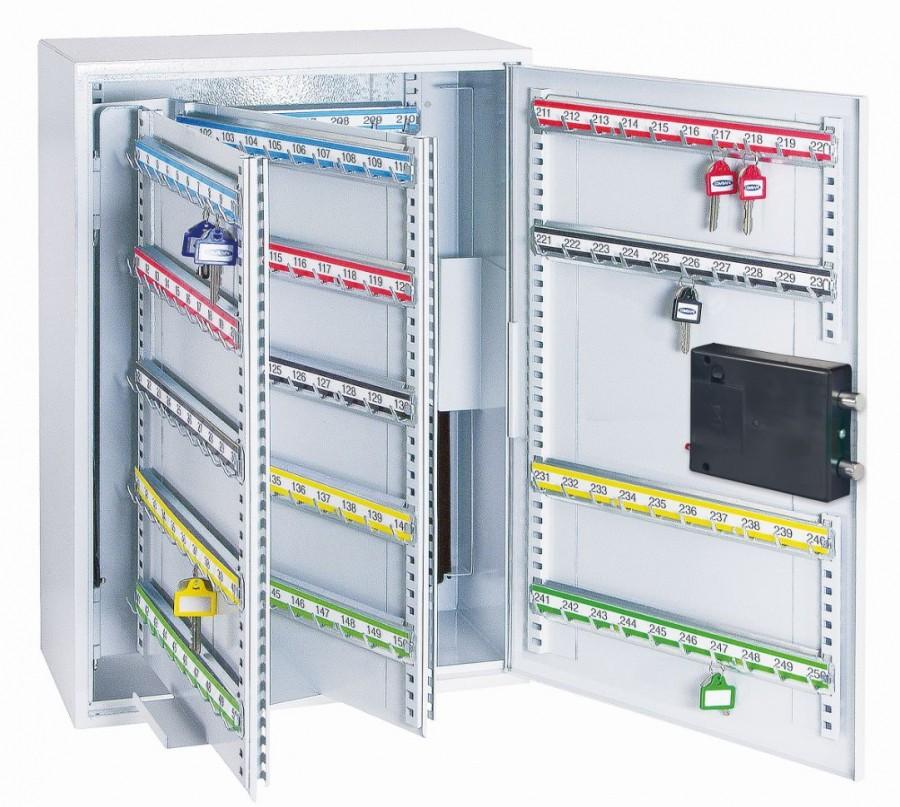 Schránka na klíče S250EL elektronický zámek