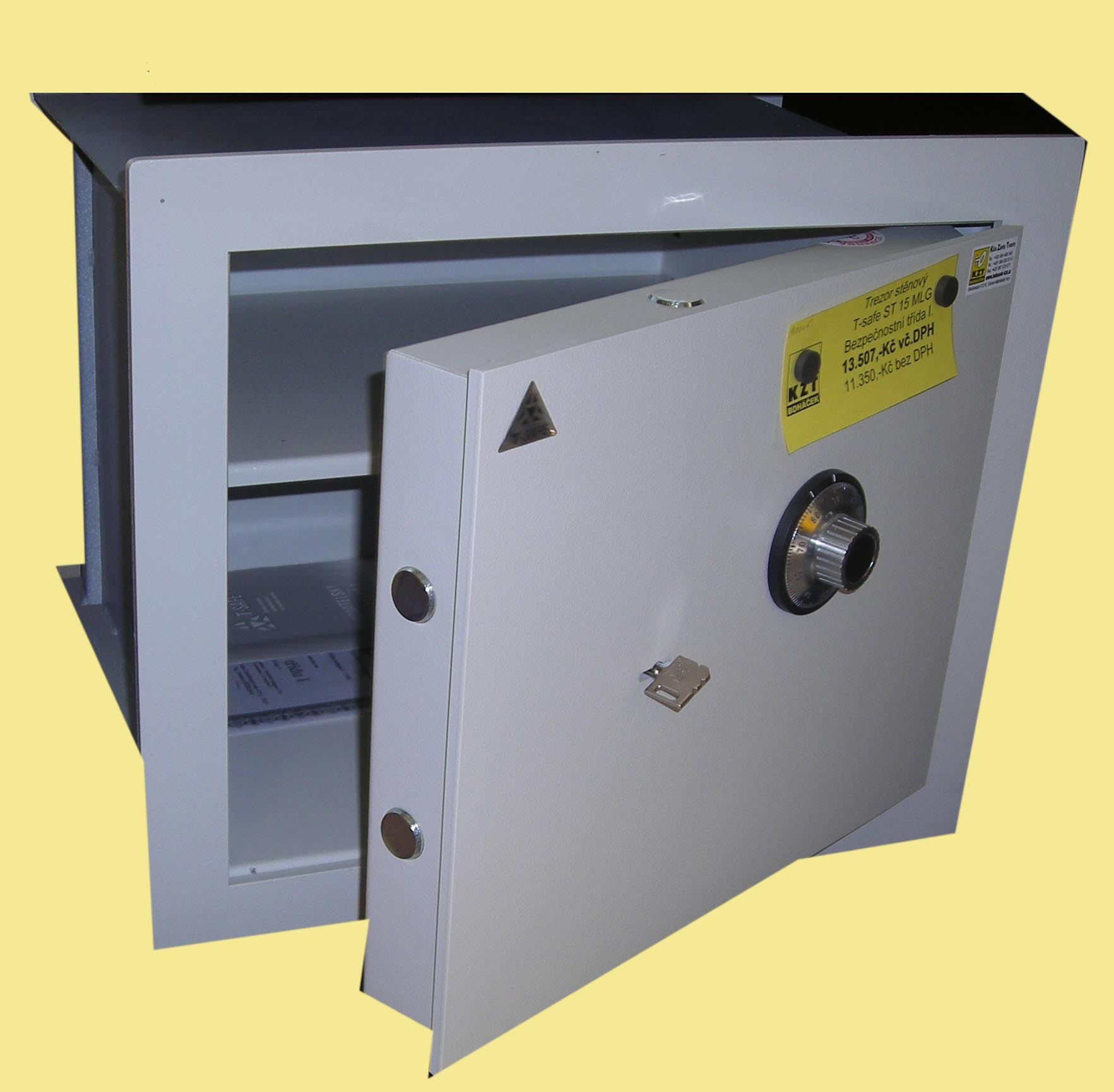 Trezor T-safe ST 15