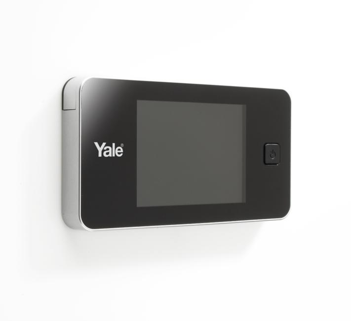 Digitální průhledítko YALE 500