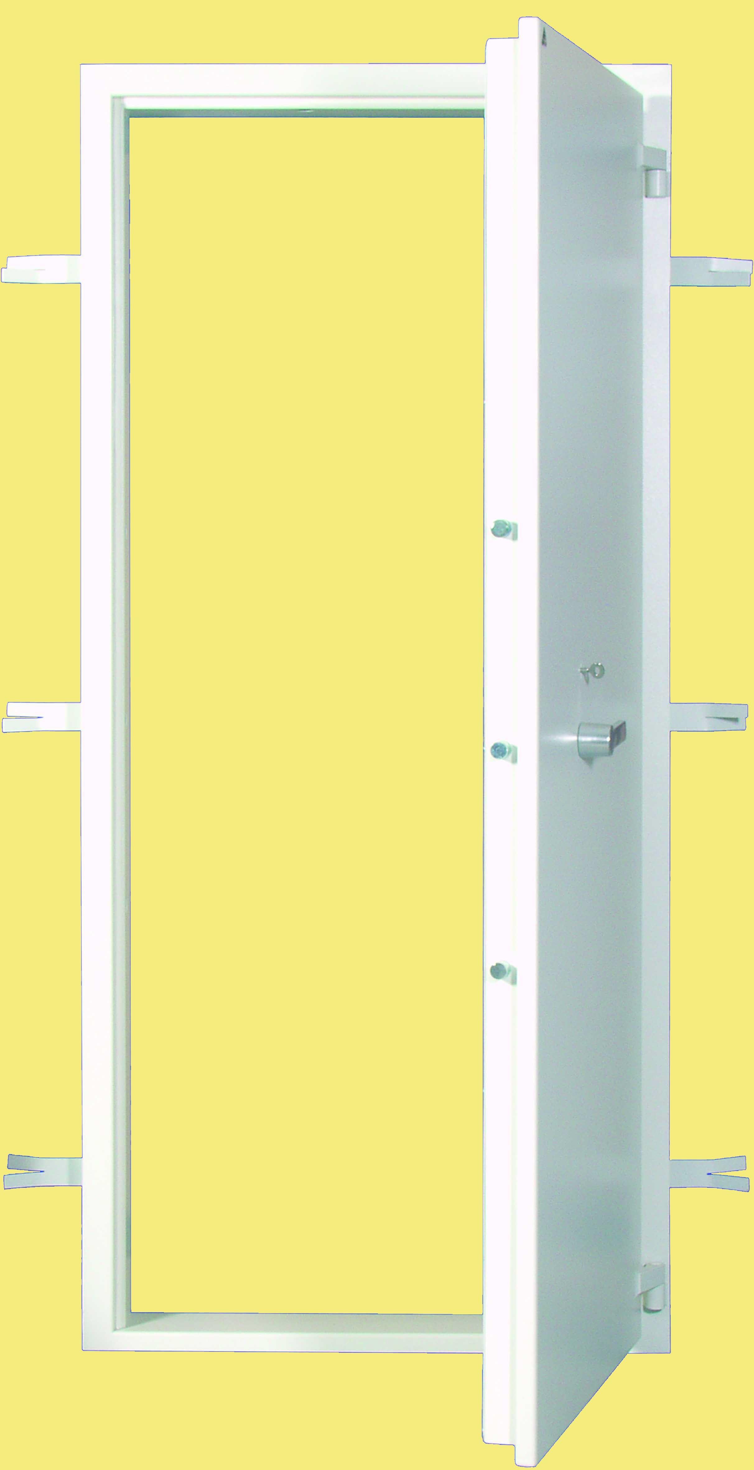 Trezorové dveře TD