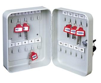 Schránky na klíče - série TS