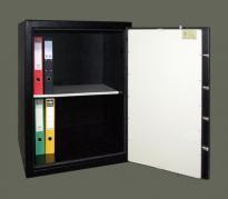 Skříňový trezor TSJ 1 jednodvéřový