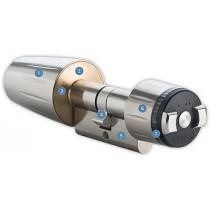 Bezpečnostní elektronická zámková vložka EVVA E-PRIMO