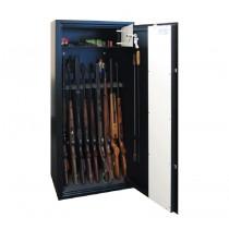 Skříň na zbraně SZ3 - s držáky na 10 zbraní