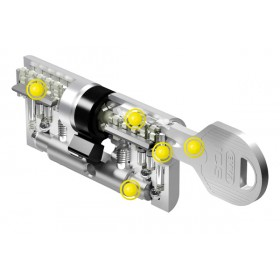 EVVA ICS - 3 klíče