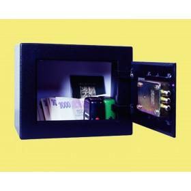 Bezpečnostní schránka nábytková NS1/2 - jednoplášťová